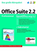 Open Office Professional Suite 2.2 DVD Box