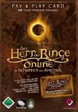 Herr der Ringe Online Game Card (PC)