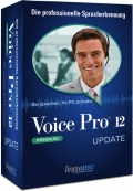 Linguatec Voice Pro 12 Premium Update (Mini-Box)
