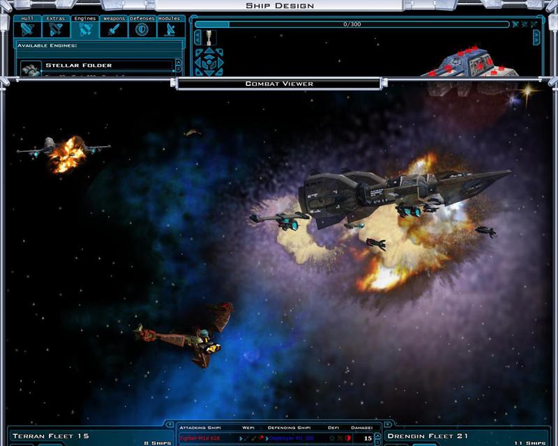 Скриншоты и обои Galactic Civilizations 2: Endless Universe.